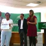 """Mariló recibe el reconocimiento """"Pionera de la Igualdad en Málaga"""""""