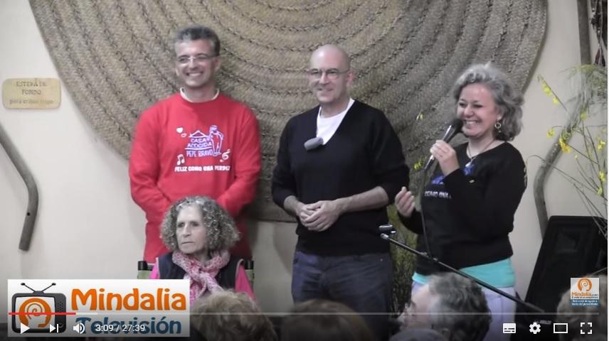 Vídeos del Retiro de Emilio Carrillo en Mayo de 2016